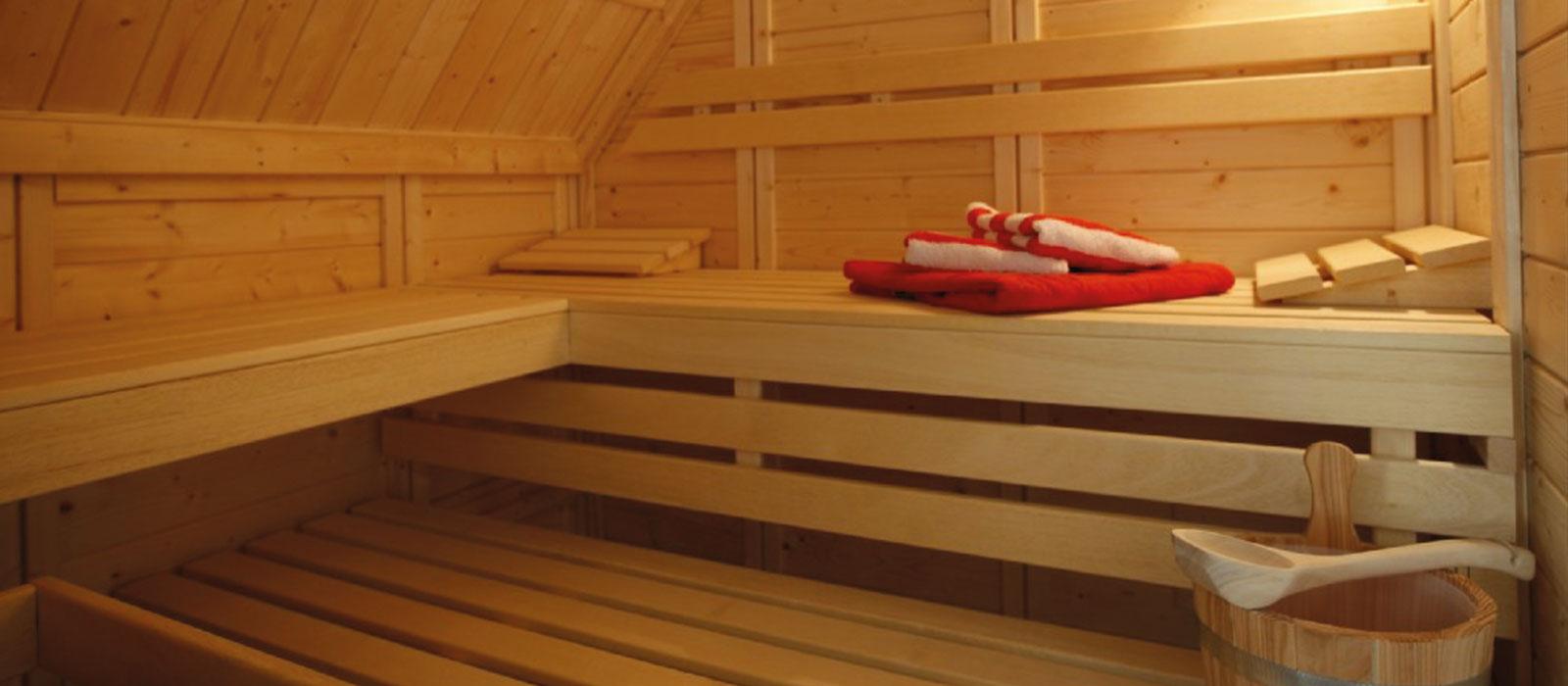 ferienhaus berlin sauna